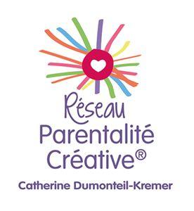 Parentalité créative logo